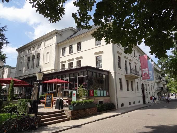 Kulturhaus Casino Baden Baden