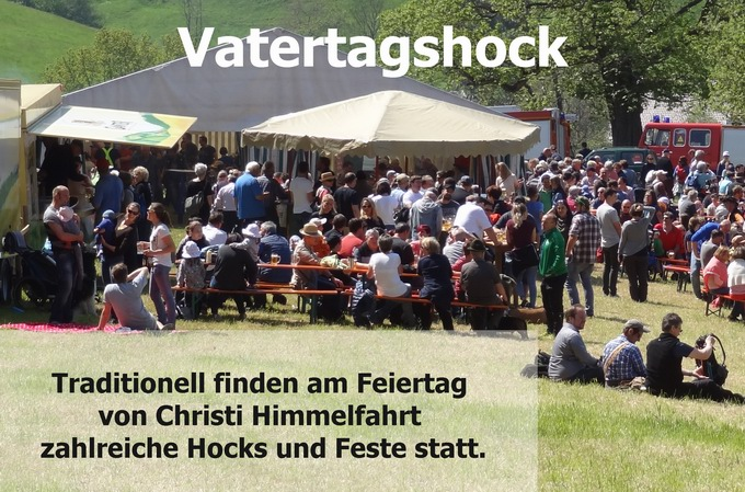Vatertagshocks in Südbaden