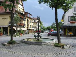 Hennenbrunnen