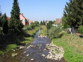 Fluss Rench in Renchen
