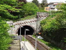 Überlinger West-Tunnel: Ostportal